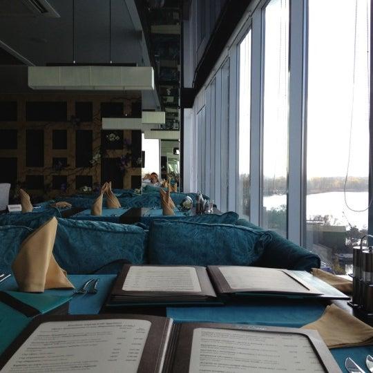 Снимок сделан в Ресторан Лагуна пользователем Valentina V. 10/19/2012
