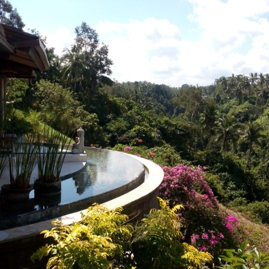 Photo taken at Viceroy Bali by Trinity on 7/3/2015