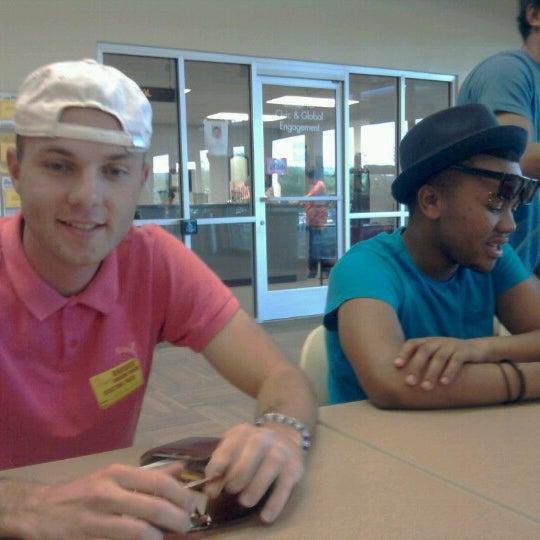 Photo taken at SCC Student Center by Samir on 9/21/2012