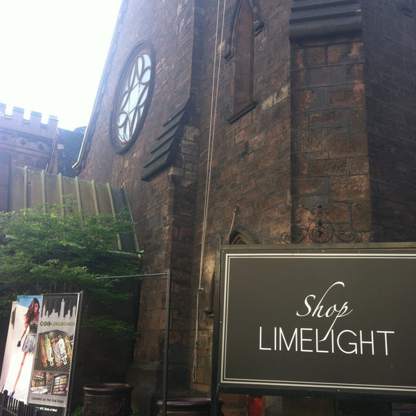 Photo taken at Limelight Shops by Olivier G. on 5/13/2013