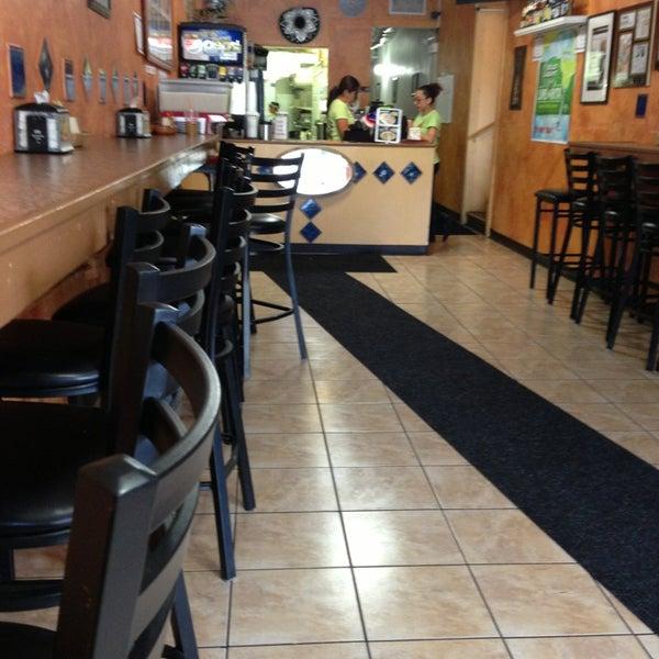 Photo taken at Tia Cori's Tacos by Richard 2.0 on 3/18/2013