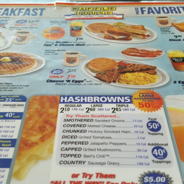 Photo taken at Waffle House by Paul S. on 9/6/2016