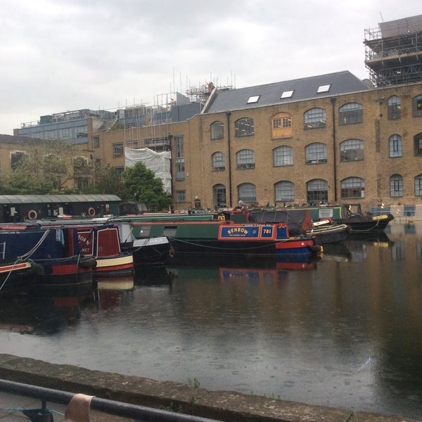 Photo taken at London Canal Museum by Ian M. on 5/18/2017