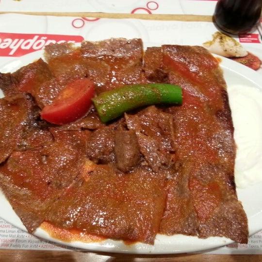 12/24/2012 tarihinde Ergün D.ziyaretçi tarafından Baydöner'de çekilen fotoğraf