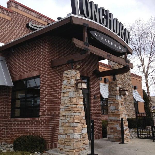 Longhorn Steakhouse In Long Island