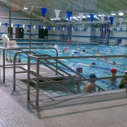 Olney Indoor Swim Center Pool In Olney