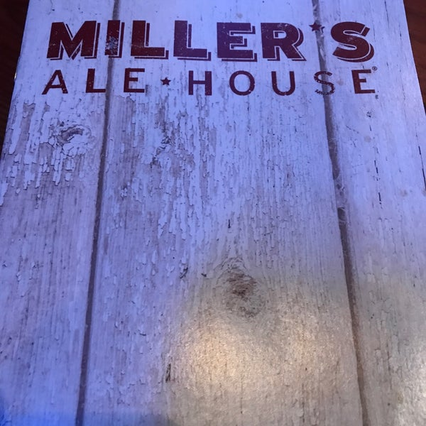 Photo taken at Miller's Ale House - West Boca by Andrew L. on 8/4/2017