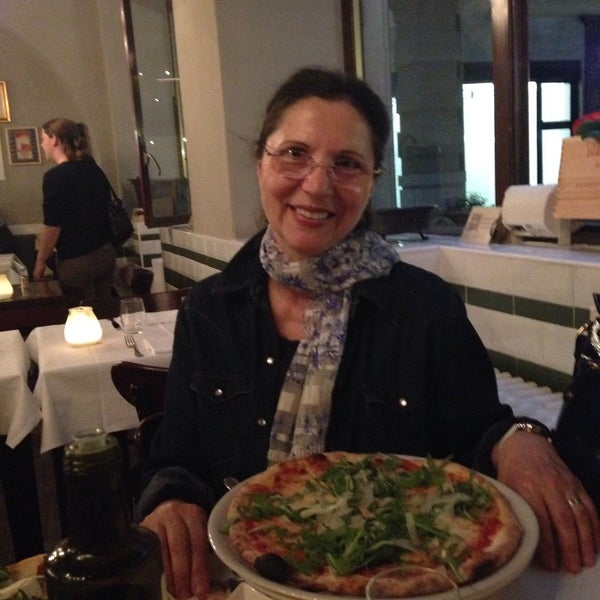Foto scattata a Trattoria Pizzeria Galleria da Berna Y. il 5/14/2015