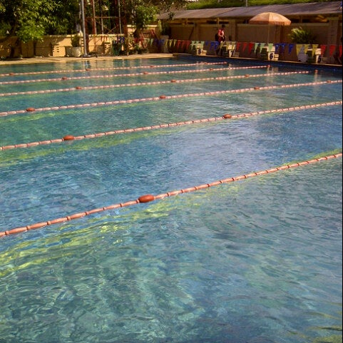 photo taken at olympic swimming pool by eko p on 6232013 - Olympic Swimming Pool 2013