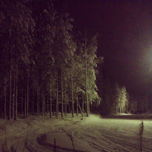 Снимок сделан в ГЛК Гора Пильная пользователем Андрей В. 12/27/2012