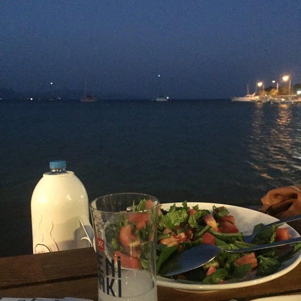 8/15/2017 tarihinde Bahadır G.ziyaretçi tarafından Kekik Restaurant'de çekilen fotoğraf