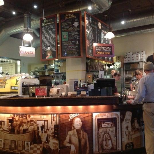 Photo taken at Espresso Vivace by Yong-Gu B. on 10/14/2012
