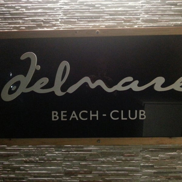 Photo taken at Delmare by Vitor R. on 3/9/2014