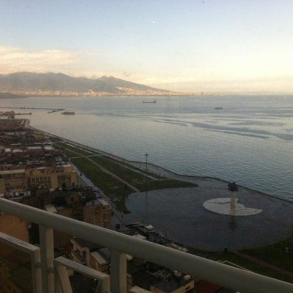 3/16/2013 tarihinde Ozay Y.ziyaretçi tarafından Ege Palas Business Hotel'de çekilen fotoğraf