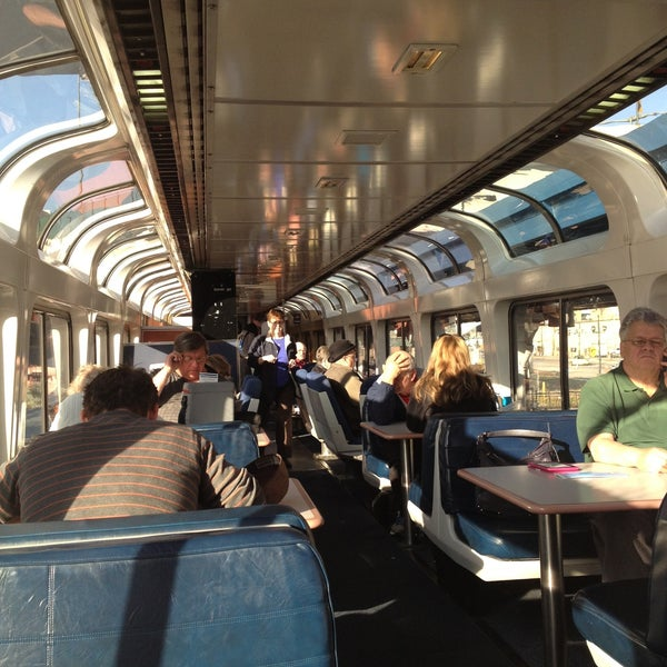Photo taken at Denver Amtrak (DEN) by Liat M. on 4/25/2013