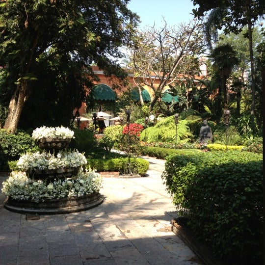 Photo taken at Hotel & SPA Hacienda de Cortés by Magui C. on 11/24/2012