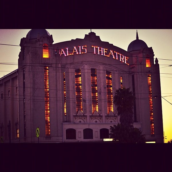 Photo taken at Palais Theatre by Samuel P. on 11/18/2012
