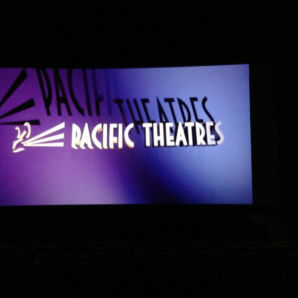 Photo taken at Pacific Theaters Culver Stadium 12 by Ken R. on 1/22/2013