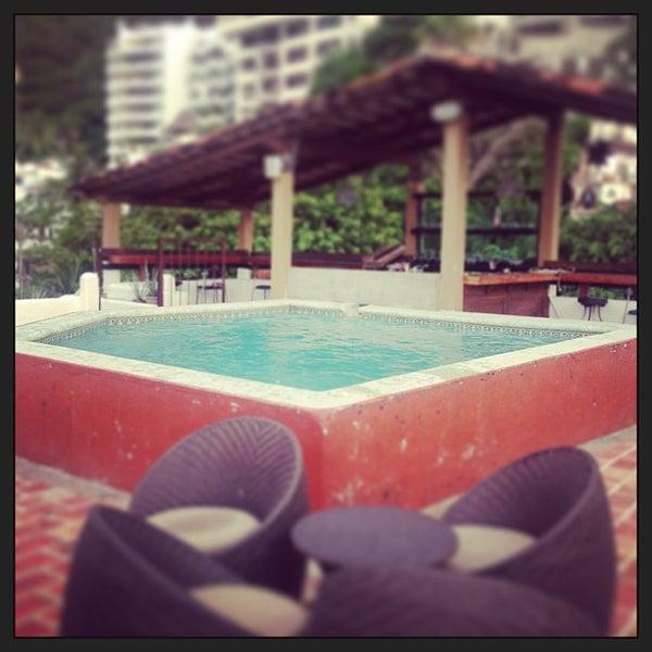 Foto tomada en Amaca Hotel por Aldo T. el 8/20/2013