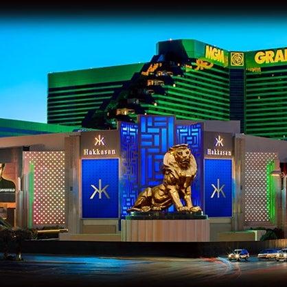 Photo taken at MGM Grand Hotel & Casino by Scott M. on 8/27/2013
