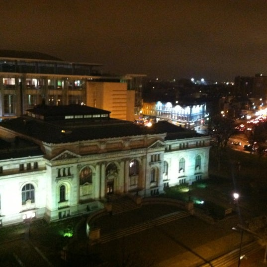Photo taken at Renaissance Washington, DC Downtown Hotel by Scott B. on 12/8/2012