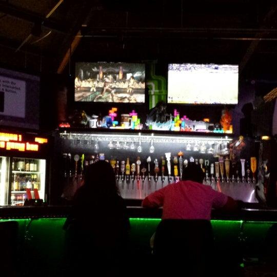 Photo taken at Player 1 Video Game Bar by Ryan J. on 9/9/2013