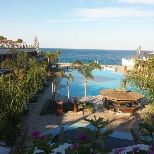 12/14/2012 tarihinde Fehmi G.ziyaretçi tarafından Cratos Premium Hotel & Casino'de çekilen fotoğraf