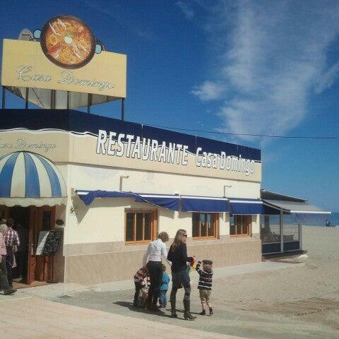 Casa domingo paella restaurant in alicante for Casa domingo alicante