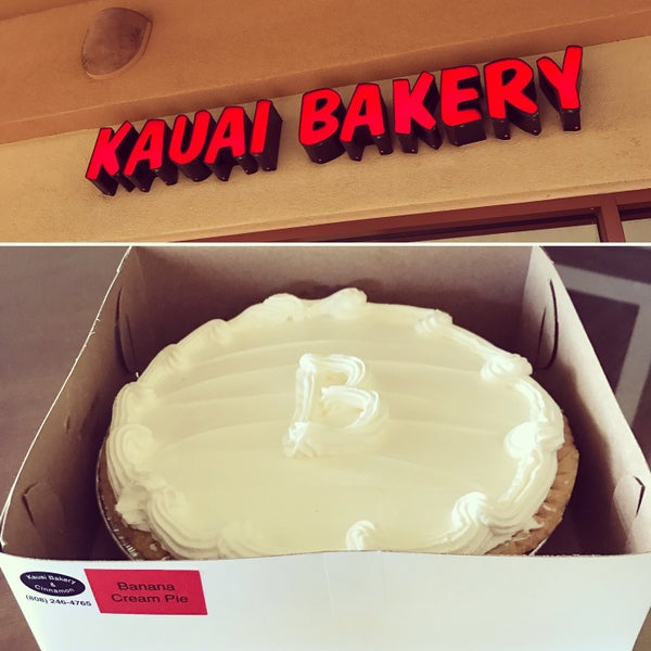 Photo taken at Kauai Bakery by Casper H. on 6/9/2017