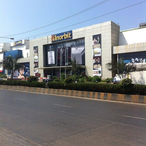 Photo taken at Inorbit Mall by Mehvish S. on 2/16/2013