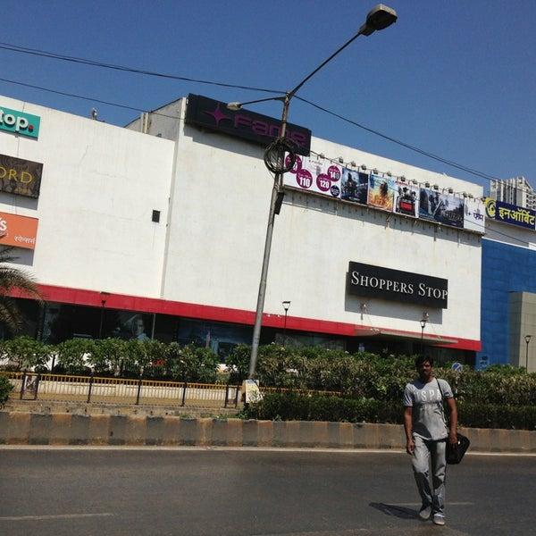 Photo taken at Inorbit Mall by Mehvish S. on 3/31/2013