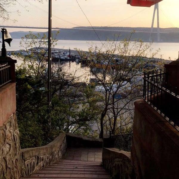 Photo taken at Poyrazköy Sahil by -Hɐɴaɴ on 4/29/2017