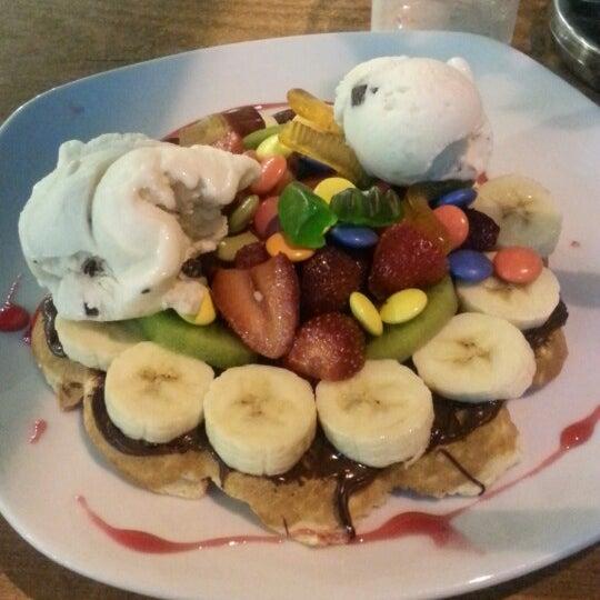 7/7/2013 tarihinde İlker Cem H.ziyaretçi tarafından Waffle Edem'de çekilen fotoğraf