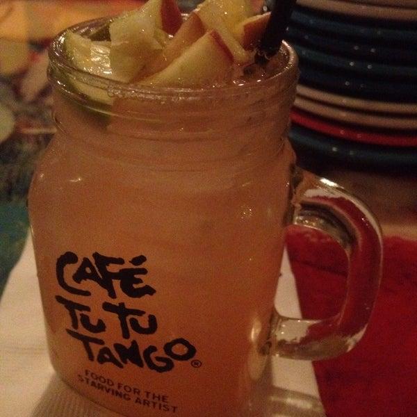 Photo taken at Café Tu Tu Tango by Gregg B. on 9/6/2013