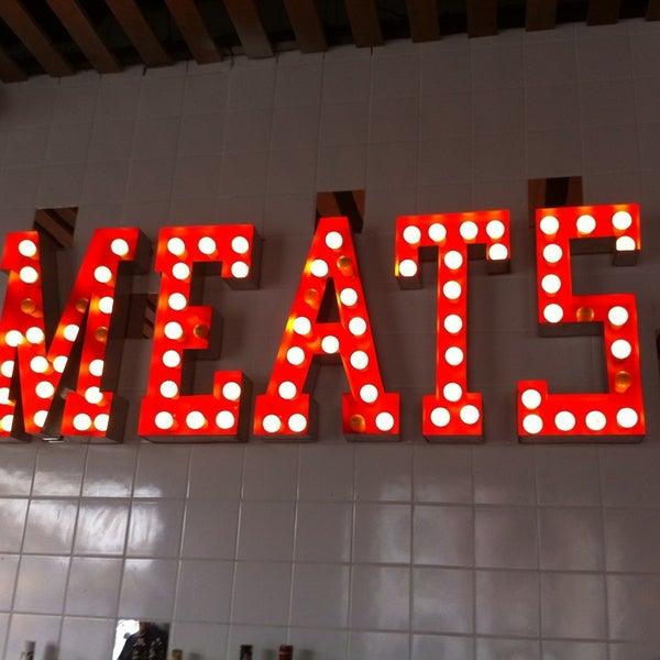 Foto tirada no(a) Meats por Priscila O. em 7/21/2013