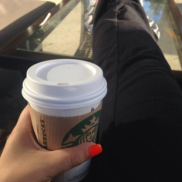 Photo taken at Starbucks by Erin S. on 9/13/2014