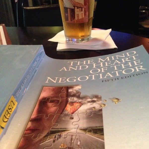 Homework beer