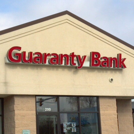 guaranty bank timmerman west 0 tips