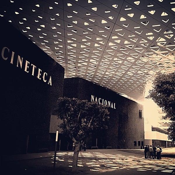 Foto tomada en Cineteca Nacional por Manuel B. el 7/12/2013