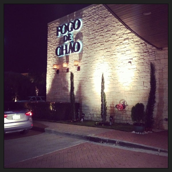 Photo taken at Fogo de Chao Brazilian Steakhouse by Alfredo G. on 10/17/2013