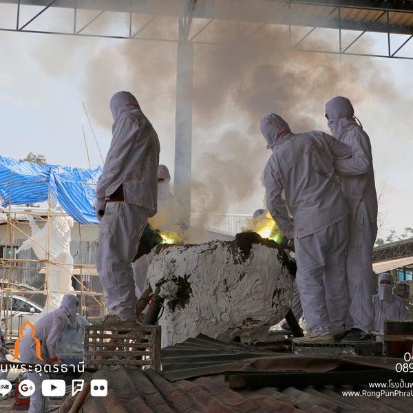 รูปภาพถ่ายที่ โรงปั้นพระอุดรธานี โดย นรพล โ. เมื่อ 3/6/2018