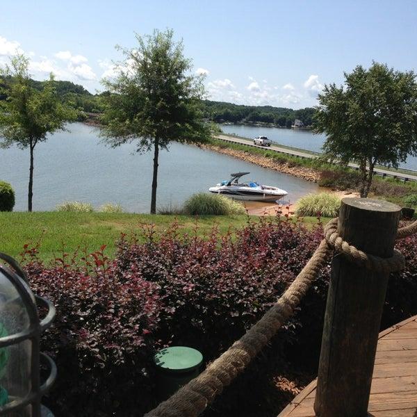 Photo taken at Eddies on Lake Norman by Luis M. on 8/22/2013