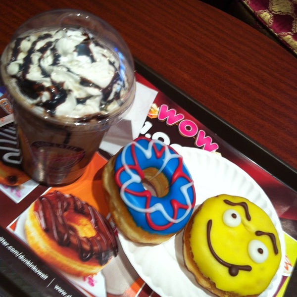Photo taken at Dunkin Donuts by Shane M. on 3/23/2013