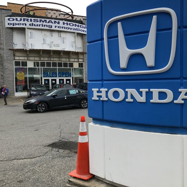Ourisman Honda Bethesda Md