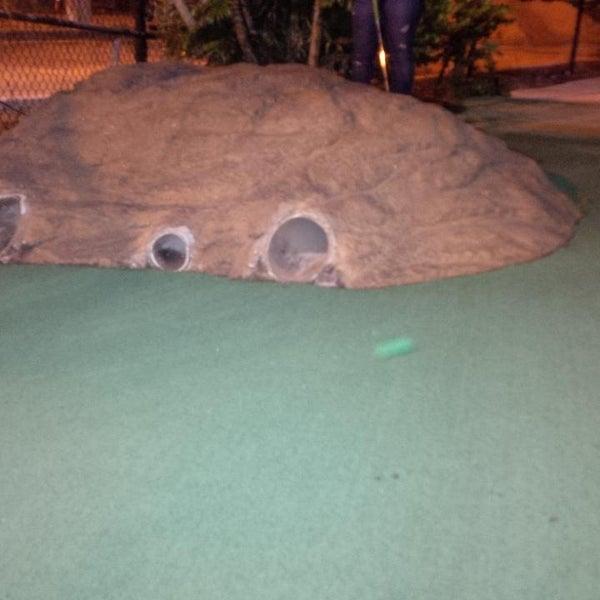 Photo taken at Palmetto Golf Course by TheGroupRide on 2/15/2014