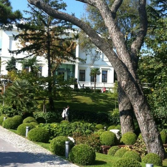 Das Foto wurde bei Sakıp Sabancı Müzesi von Ferhan A. am 10/21/2012 aufgenommen