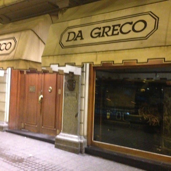 Photo taken at Da Greco by Christophe S. on 3/13/2013