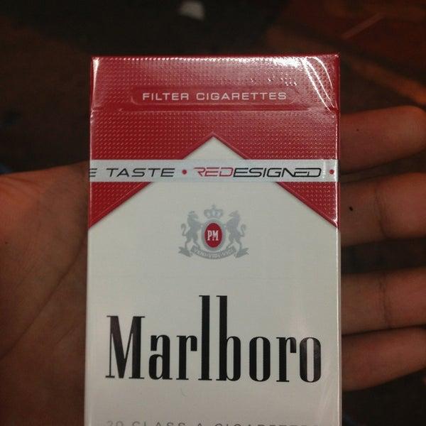 Marlboro lights nicotine tar content