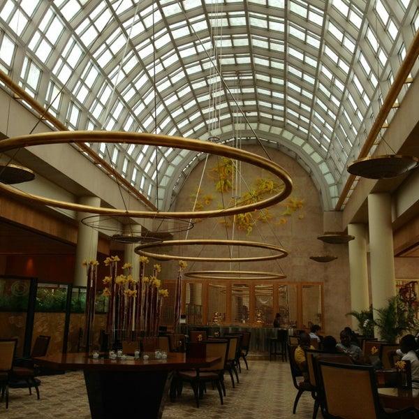 Photo taken at The Ritz-Carlton Millenia Singapore by Christopher L. on 1/8/2013