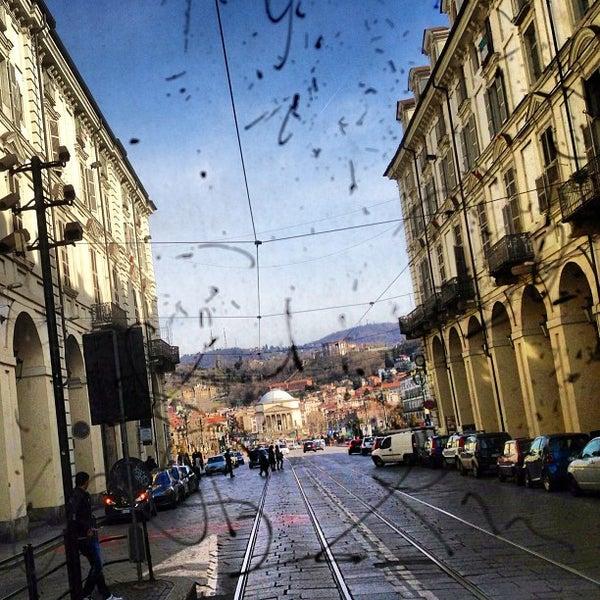 Photo taken at Via Po by Filippo G. on 4/2/2013